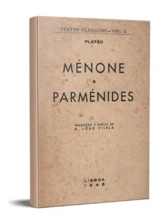 Ménone e Parménides de Platão