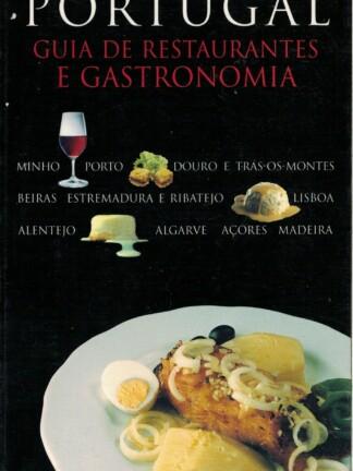 Portugal, Guia de Restaurantes e Gastronomia de José Nogueira Gil