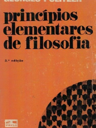 Princípios Elementares de Filosofia de Georges Politzer