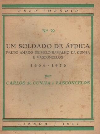 Um Soldado de África de Carlos da Cunha e Vasconcelos