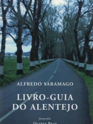 Livro-Guia do Alentejo de Alfredo Saramago