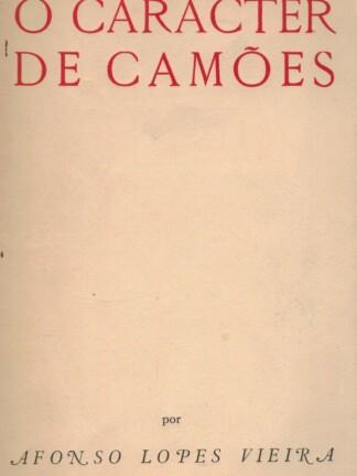 O Carácter de Camões de Afonso Lopes Vieira