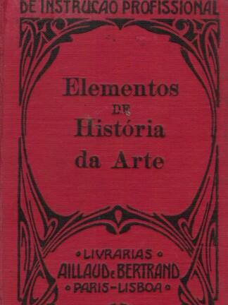 Elementos de História da Arte de João Ribeiro Cristino da Silva