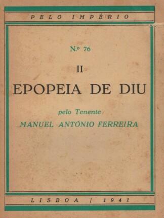 Epopeia de Diu de Manuel António Ferreira