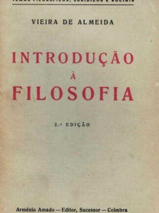 Introdução à Filosofia de Vieira de Almeida