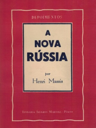 A Nova Rússia de Henri Massis