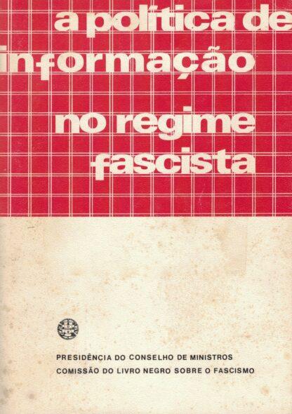 Os Estudantes no Regime Fascista de Presidência do Conselho de Ministros