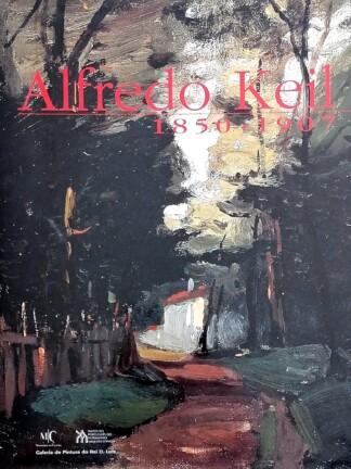 Alfredo Keil (1850-1907) de António Rodrigues