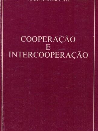 Cooperação e Intercooperação de João Salazar Leite