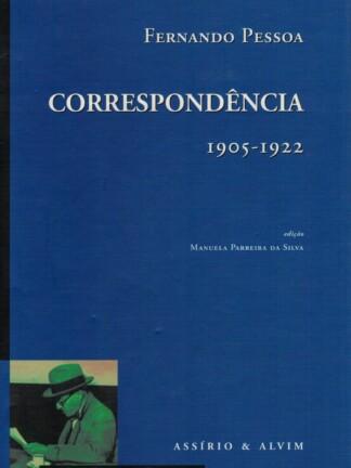 Correspondência (1905-1922) de Fernando Pessoa