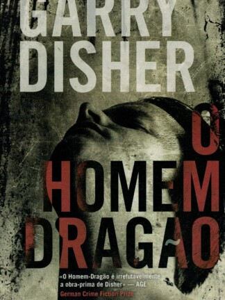O Homem Dragão de Gary Disher