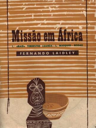 Missão em África de Fernando Laidley