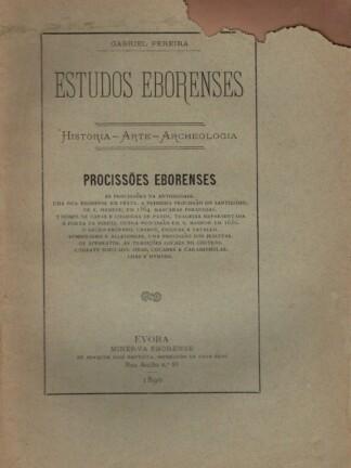 Procissões Eborenses de Gabriel Pereira