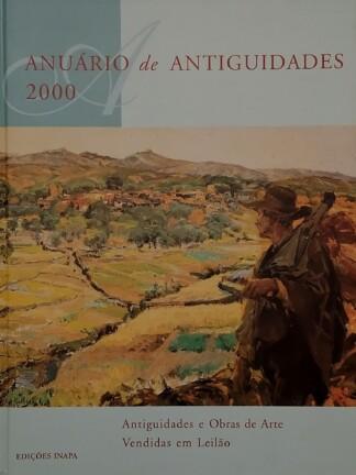 Anuário de Antiguidades 2000 de Miguel Cabral de Moncada