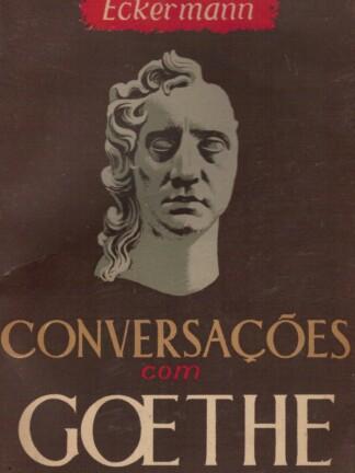 Conversações com Goethe de Eckermann