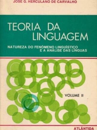 Teoria da Linguagem II de José G. Herculano de Carvalho
