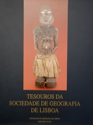 Tesouros da Sociedade de Geografia de Lisboa de Luís Aires Barros