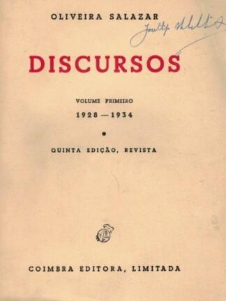 Discursos de António Oliveira Salazar