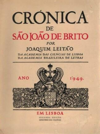 Crónica de São João de Brito de Joaquim Leitão