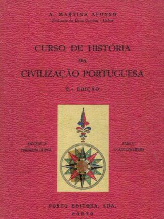 História da Civilização Portuguesa de A. Martins Afonso