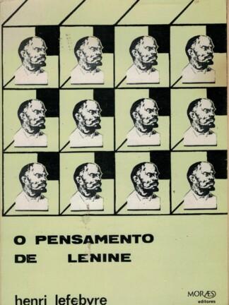 O Pensamento de Lenine de Henri Lefebvre