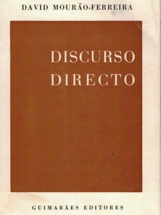 Discurso Directo de David Mourão-Ferreira