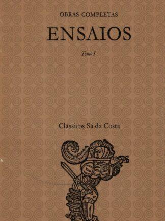 Ensaios - Tomo I de António Sérgio