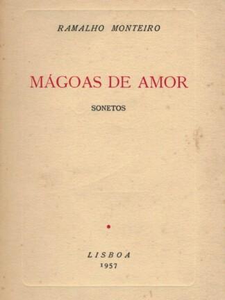 Mágoas de Amor de Ramalho Monteiro