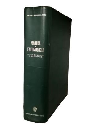 Manual de Entomologia de Domingos Gallo