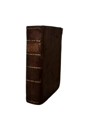 Promptuario de Theologia de Moral (Vol. III) de Francisco Larraga